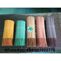 Metallic color incense stick