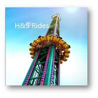 Launch Tower Rides, Amusement park rides thumbnail image