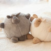 Cute little sheep dolls sheep soft toys sheep pillows DS-SP001 thumbnail image