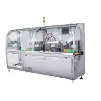 Automatic Horizontal Four Side Sealing wet tissue Making Machine