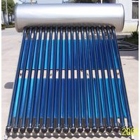 Stainless Steel Pressurized Solar Water Heater thumbnail image