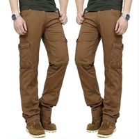 Men's custom popular baggy cargo pants(MLC2005)