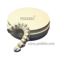 dental peek disk
