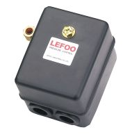 LF17 Air Compressor Pressure Switch With Tough steel shell(up to 250psi)