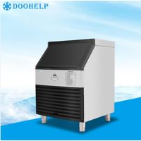 New design portable ge cube crushed ice maker,industrial ice-making machine