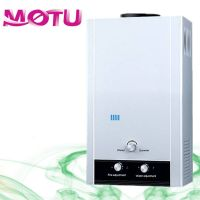 In-demand Tankless Forced Exhaust Gas Geyser/Gas Water Heater