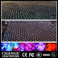 LED net light lights string curtain light window light festival chandeliers