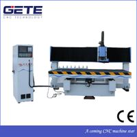 Table moving wood cutting cnc router GT-1325