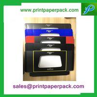 Luxury Custom Printed Paper Folding Eyelashes Cosmetic Jewelry Packing Box