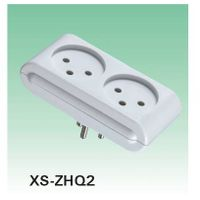SII exchange socket one plug two outlets