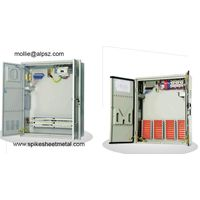 Broadband integrated distribution box