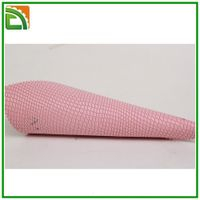 Automotive artificial leather garment seamless steel embossing roller