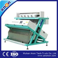 ANON ccd color sorter for rice mill
