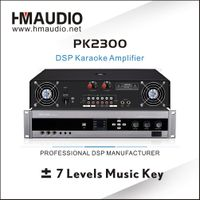 OEM design Integrated Amplifier DSP KTV Amplifier PK2300