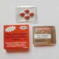 OTO chaojimengnan jingliwuxian powerful men tablets good price