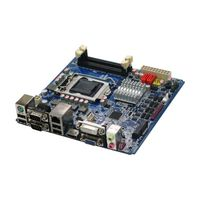 LGA1155 desktop H61 Mini ITX Motherboard