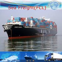 Shipping from China to ALGER by full container loading