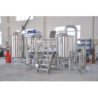 10HL Full Set Beer Brewing Equipment For Brewery
