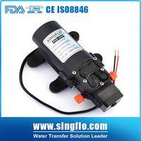 SINGFLO 12v micro water diaphragm pump agriculture battery sprayer pump