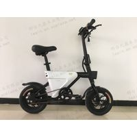 Top quality beautiful mini ebike/super light folding ebike convenience for life/factory price-jde5