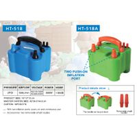 HT-518 /HT-518A  , ELECTRIC BALLOON PUMP