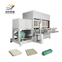 Paper pulp egg tray/ egg carton machine