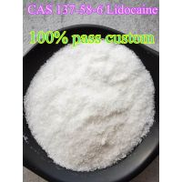 99% Purity CAS 137-58-6 Lidocain USP Bp Standard Security Clearance 100% Safe Delivery thumbnail image