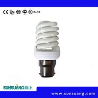 Sunsuang Full Spiral energy saving lamp 8W E27/E14 6400K/2700K