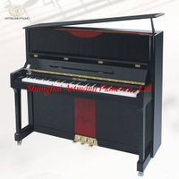 Fashionable Artmann UP-125A2 slow fall board mechanical upright piano thumbnail image