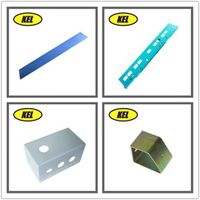 Customize Sheet Metal Stamping Fabrication, Carbon Steel Metal Stamping