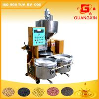 full automatic edible oil press machine