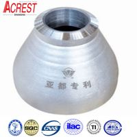 alloy steel threaded reducer