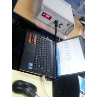 Pulsed Eddy Current Tester
