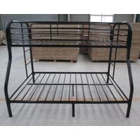 T/F power coating metal bunk bed for bed room