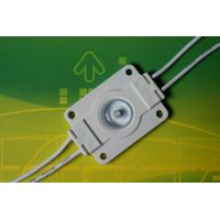 Waterproof 3535 LED Module with Lens in viewing angle 160°
