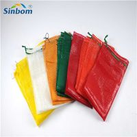 vegetable pp pe leno mesh bag