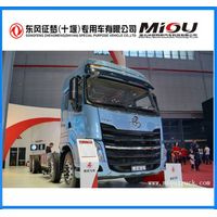 Dongfeng 8*4 EURO 4 12 Tires Tractor Truck LZ1311QELAT