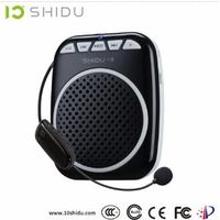 S711 UHF wireless Voice Amplifier 10 Watt for tour guide and teachers thumbnail image