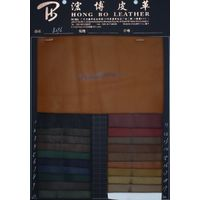 Classical Corrected Grain Imitation Leather B296