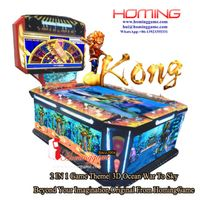 World Premiere and Original Creation Jackpot Fishing Game | KONG Fishing Arcade Table Game Machine