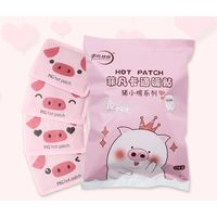 China supply OEM /ODM Disposable Air Activated Warm heat patch period menstrual cramp relief patch