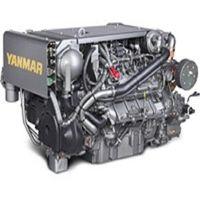 YANMAR 8LV-370 Marine Diesel Engine 370hp thumbnail image