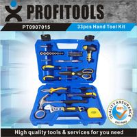 33 pcs Hight Quality Hand Tool Kit for Repairing thumbnail image