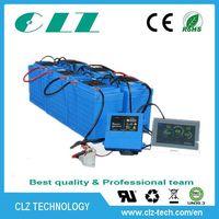 Popular selling long cycle life car battery 12V 110AH made in China