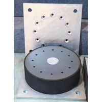 Elastomeric seismic isolator