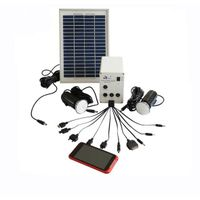 Mini Solar Lighting Kit MSD 02-11-1