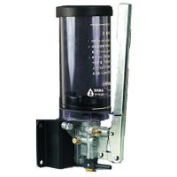 Pneumatic lubrication pump