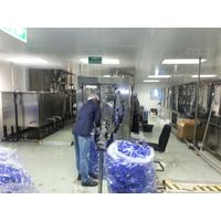 Juice and Hot Drinks Bottle Washing Filling Capping Line thumbnail image