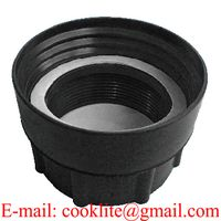 """PP IBC Tank Adapter/Fitting DIN 71 Female to 2"""" BSP Female Plastic Drum Coupling thumbnail image"""