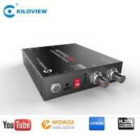 Composite to HD 3g SDI Converter Manufacturer 1080P to 1080i SDI to HDMI VGA AV CVBS Video Audio Co